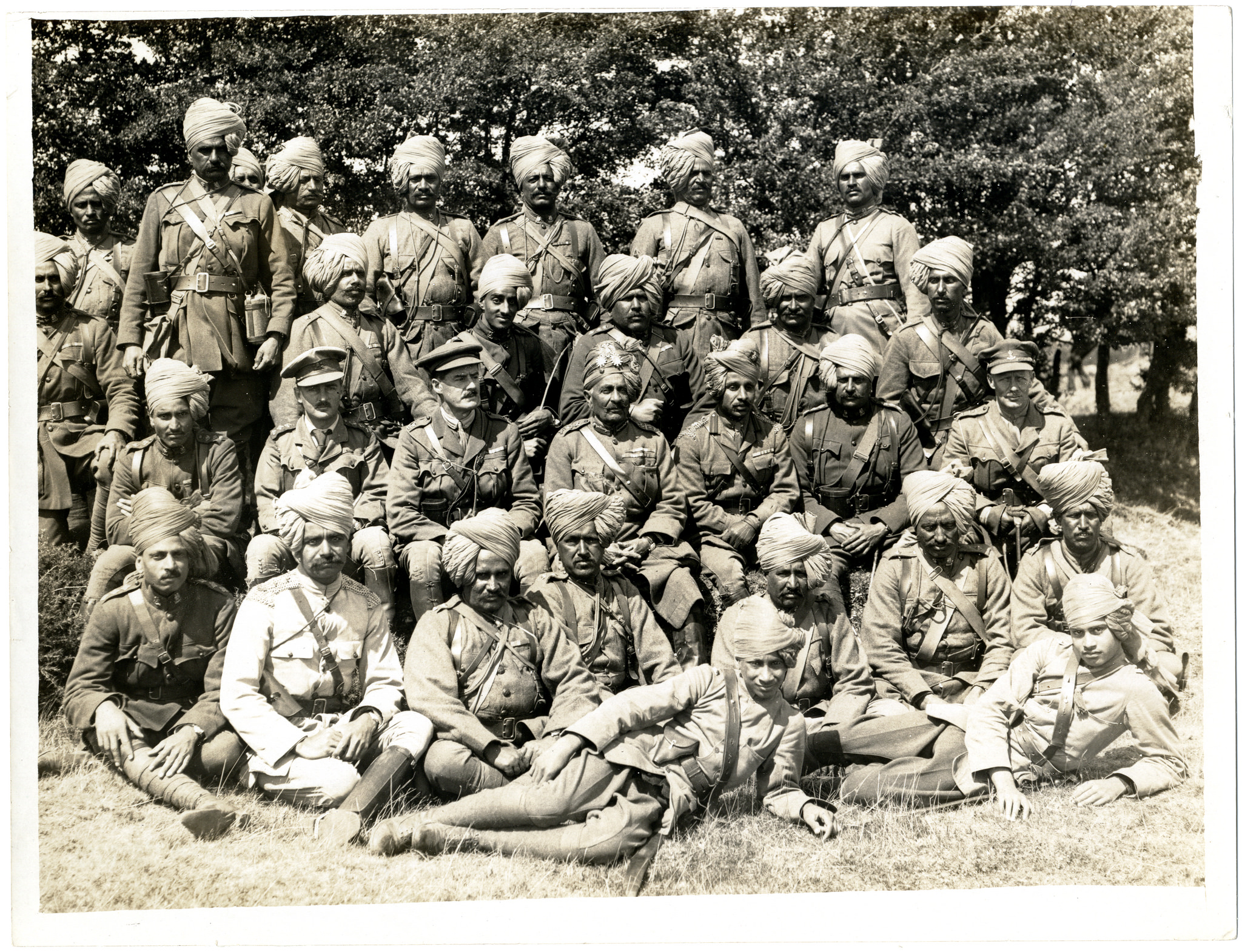 The Experiences of Indians Who Fought Someone Else's War