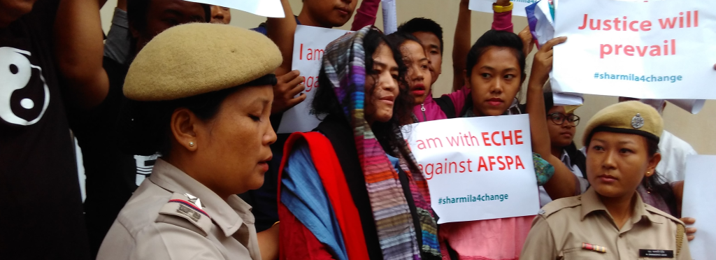 For Irom Sharmila, and Manipur, the End of a Fast Is the Start of a Tough Journey