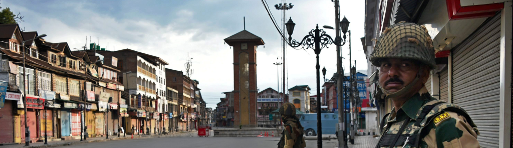 The Rise of Kashmir's Second 'Intifada'