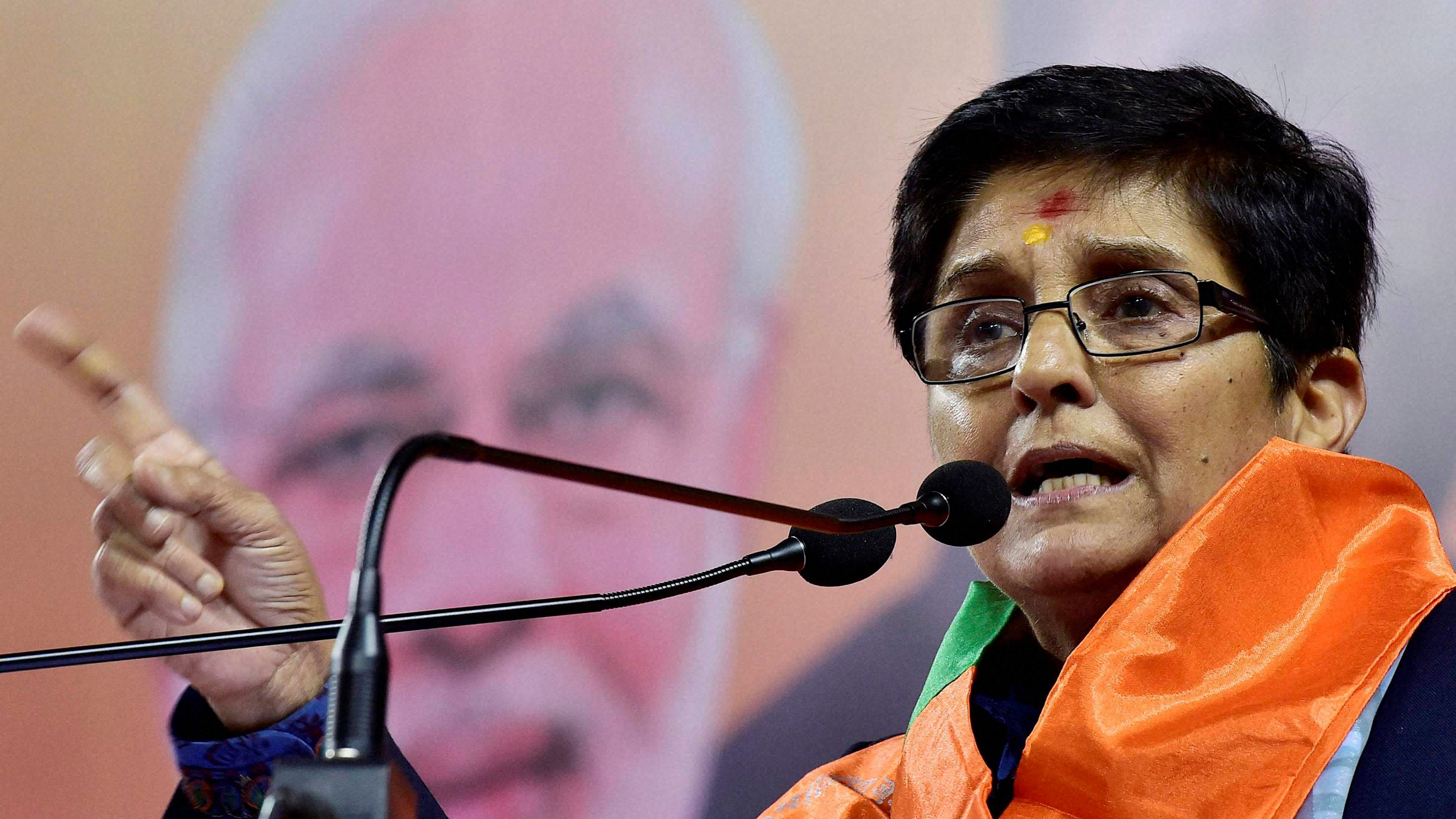 Kiran Bedi's Sudden Removal As Lieutenant Governor Smacks of Arbitrariness - The Wire