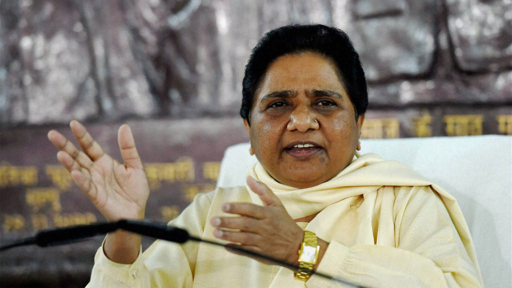 Mayawati's Statements Present Another Stumbling Block for Opposition Unity