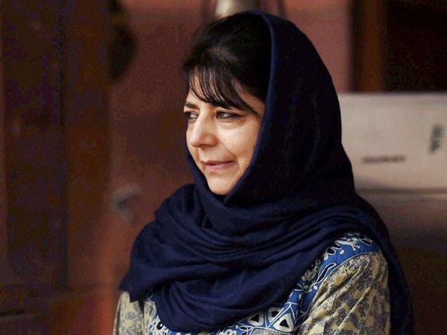 'War Is Not an Option': India Must Talk with Pakistan, Says J&K CM Mehbooba Mufti