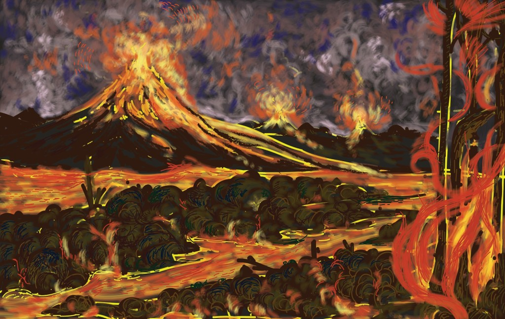 A Brief History of Earth: The Time Our Planet Brought Hell Down Upon Its Life