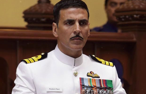 Rustom Wallows in its Own Mediocrity