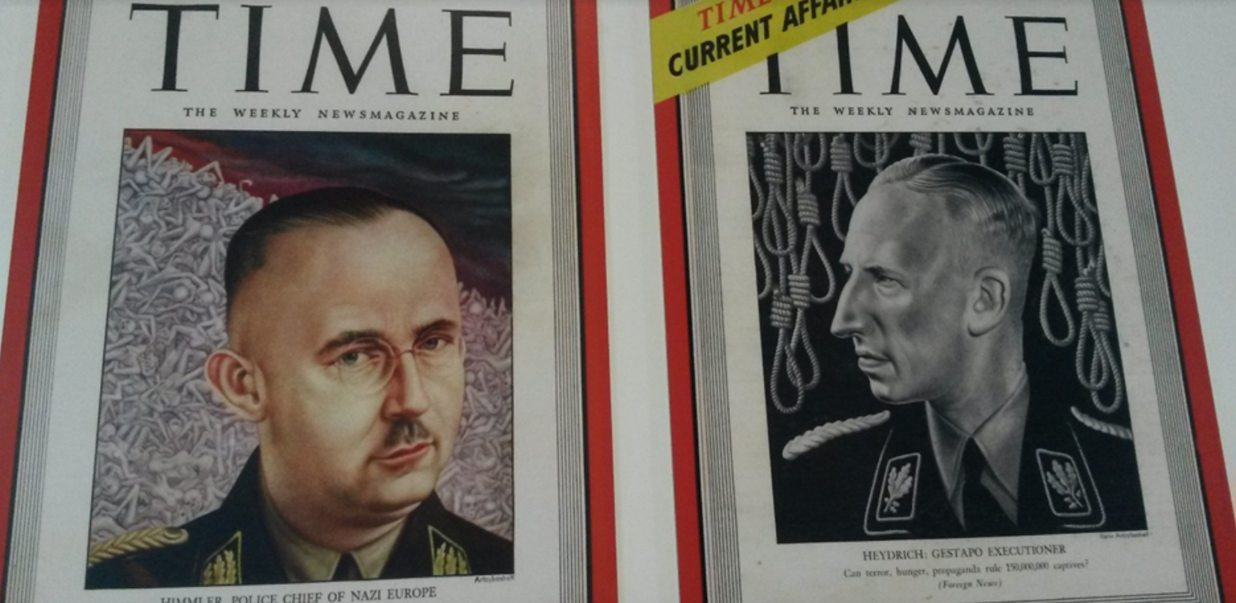 TIME covers that tell it like it was!