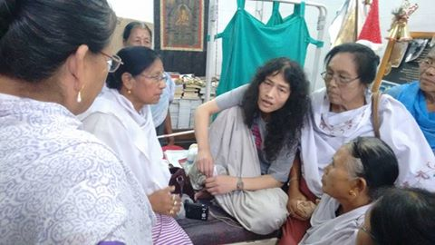 As Support for Sharmila Builds Again, Manipur Debates How to Hold Fast to the Cause