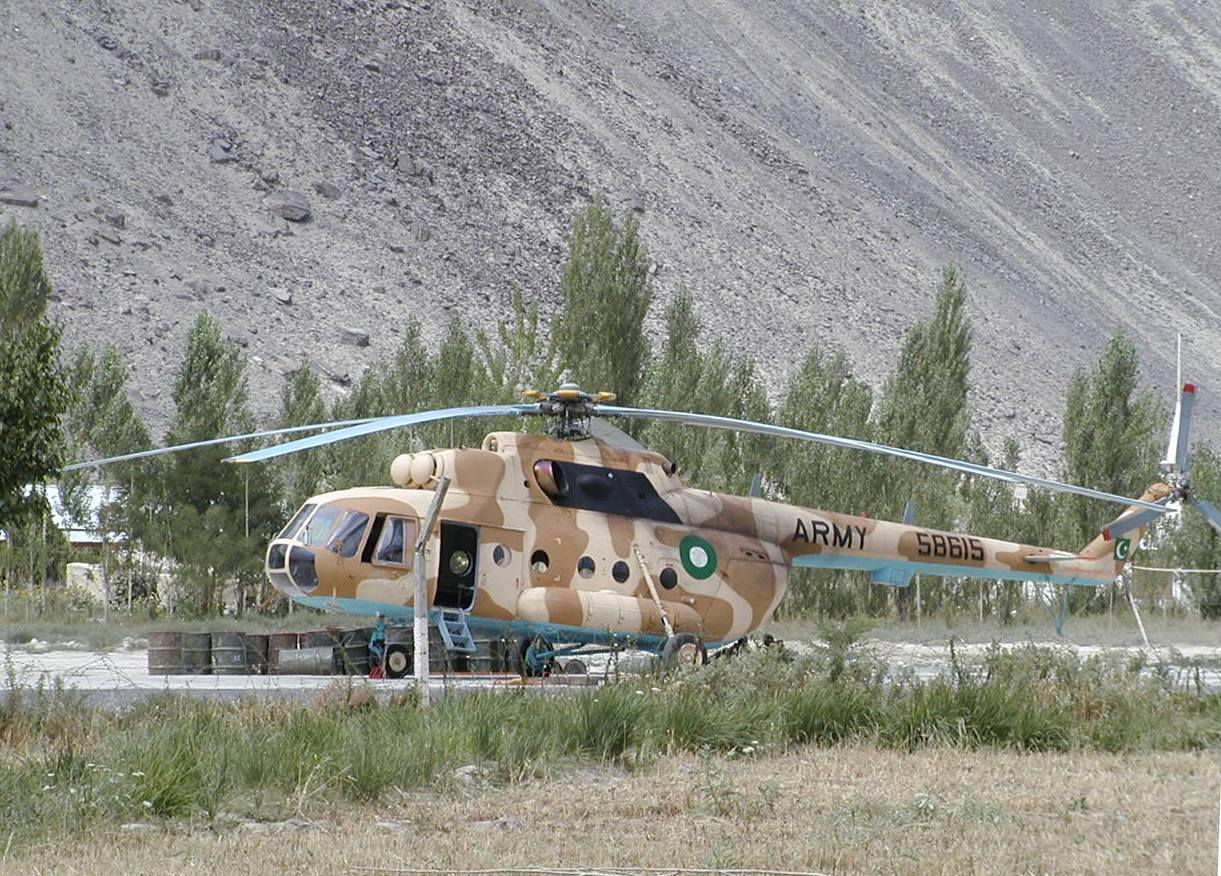 Pakistani Helicopter Crash-Lands in Afghanistan; Taliban May Have Captured Passengers