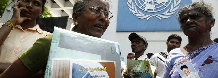 Tracing Sri Lanka's War Missing is Still a Dangerous Quest