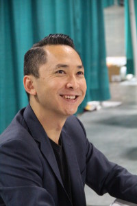 Viet Thanh Nguyen, author of The Sympathiser. Credit: Wikimedia Commons