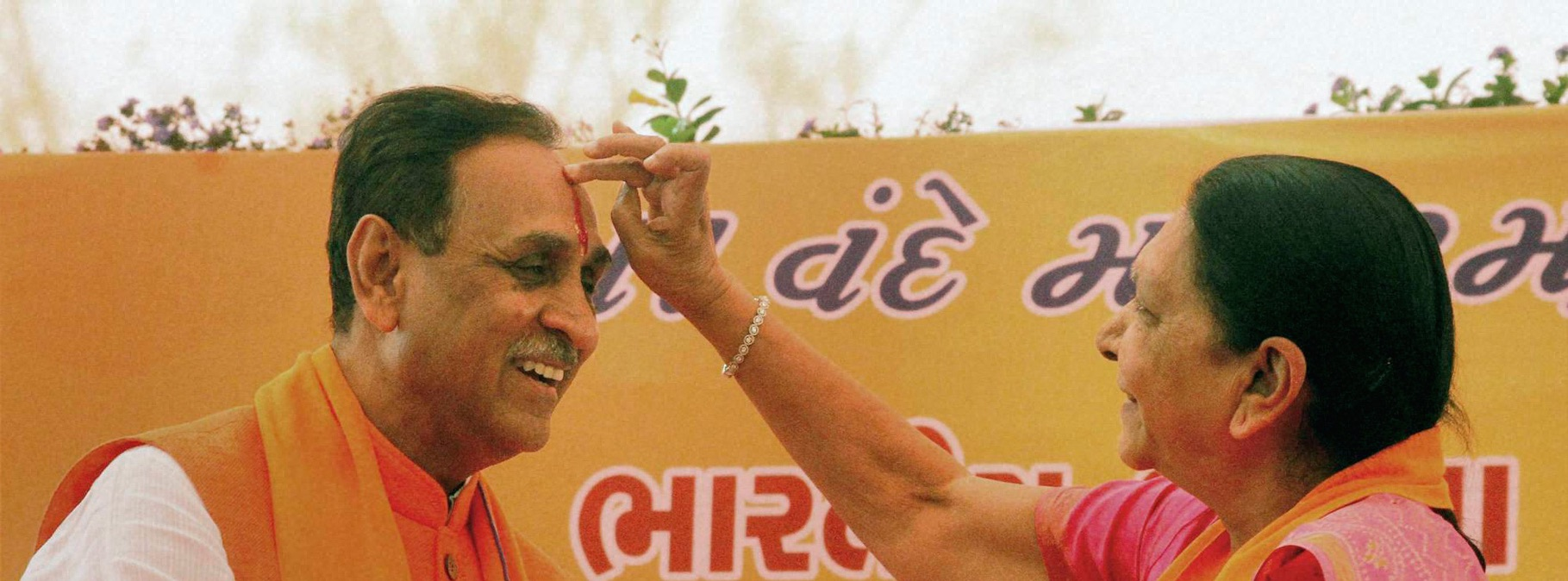 From RSS to BJP and now Chief Minister of Gujarat, Vijay Rupani is Modi's Choice