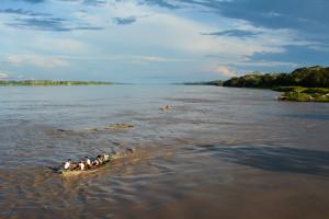 The Upper Amazon. Credit: Wikimedia Commons