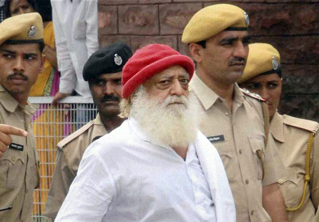 Delhi HC Vacates Stay on Publication of Book on Asaram's Conviction