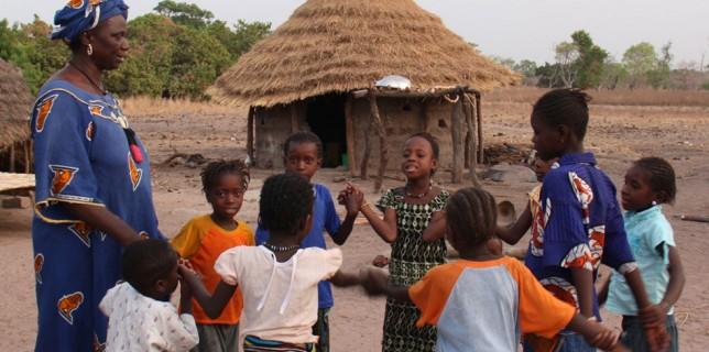 Senegal's Grandmothers Help Improve Health Statistics
