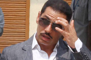 Robert Vadra, son-in-law of Congress chief Sonia Gandhi, whose land deals were investigated by the Dhingra commission. Credit: PTI