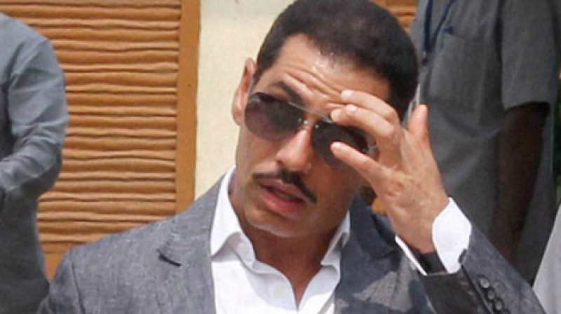 Justice Dhingra Submits Vadra Report, Hints at 'Irregularity'