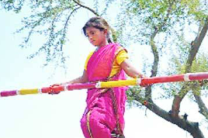 A still from the movie Dombari