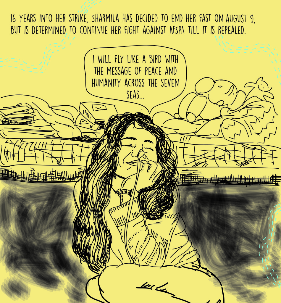 Irom Sharmila: A Look Back at a Struggle That Has No Parallel