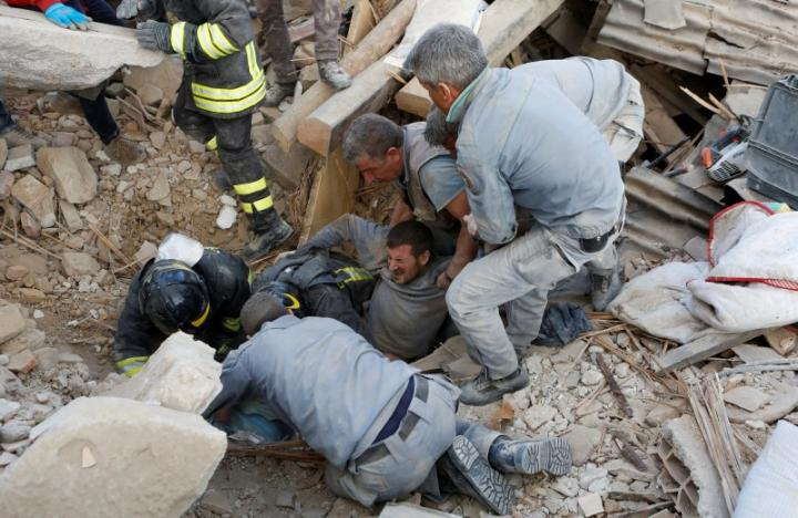 Earthquake Leaves At Least 38 Dead in Central Italy