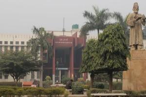 A file photo of the Jamia Millia Islamia campus.Credit: Wikimedia Commons