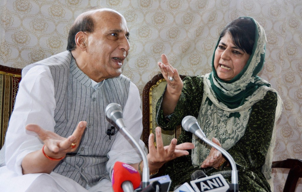 After Attack on Kashmiri Students in Rajasthan, Rajnath Singh Asks States to Ensure Security