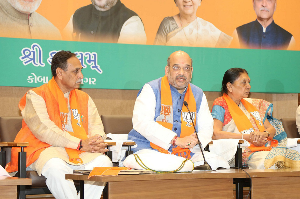 Vijay Rupani: Why a Change of Chief Minister May Not Help the BJP in Gujarat Again