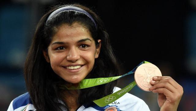 Image result for sakshi malik wrestler