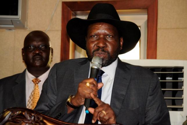 South Sudan President Dismisses Six Ministers Allied to Rival Machar