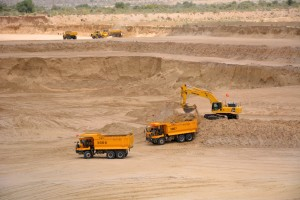 Pakistan's Thar desert contains one of the largest untapped coal deposits in the world. Credit: Amar Guriro