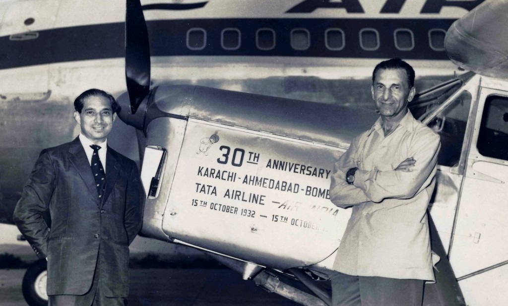 Air India Backs Away from Plan to Commemorate JRD's Epic Journey