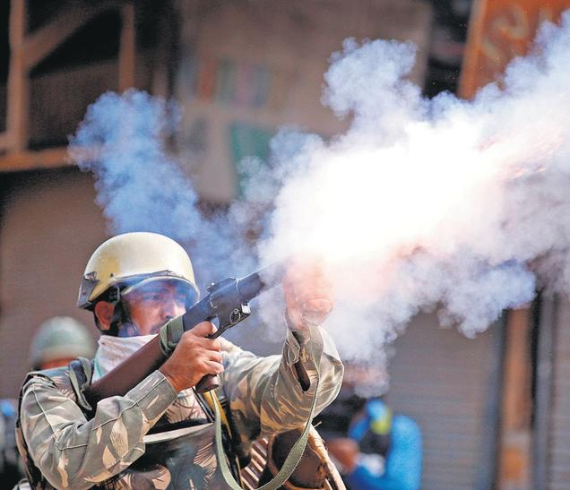 Clashes Continue in Kashmir as Army Begins Operation 'Calm Down'