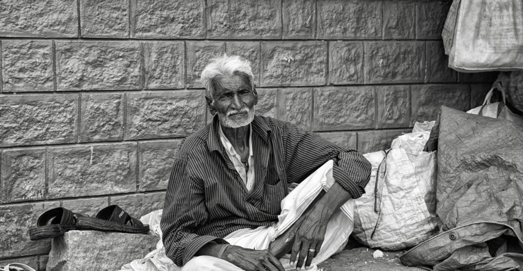 Many of India's Elderly Forced to Live in Inhuman Conditions, Says Study