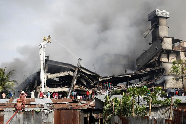 Death Toll in Dhaka Factory Fire Rises to 33; Owner, Managers On the Run
