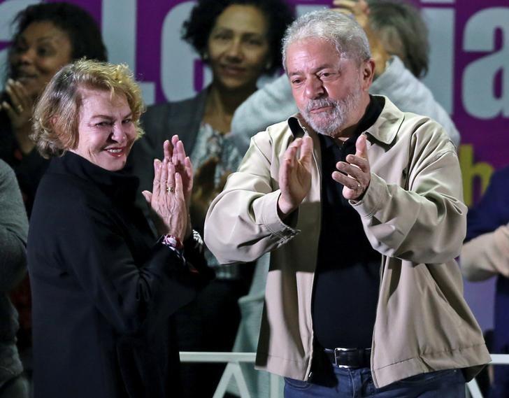 Brazil's Lula Charged as 'Top Boss' of Petrobras Corruption Scheme