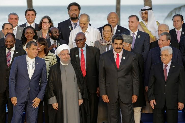 Critics Say NAM Summit a Failure, But Maduro Revels in Support From Zimbabwe, Iran