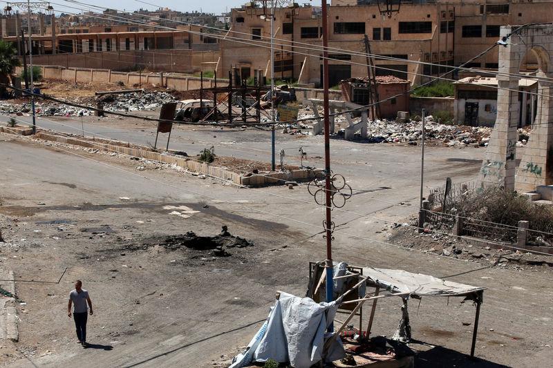 Air Strikes Hit Aid Convoy as Syria Ceasefire Ends