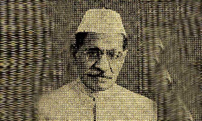 Pandit Thakur Das Bhargava. Credit: policypulse.com