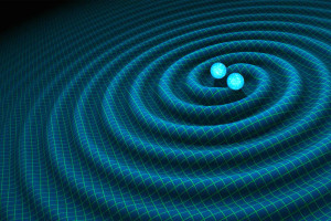 Gravitational waves. Credit: Charly W. Karl/flickr/CC BY-ND 2.0)
