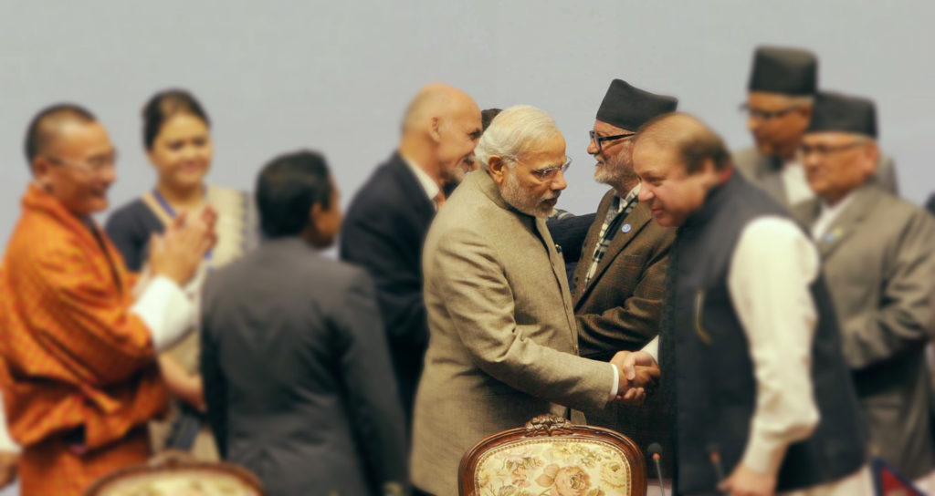 In 'Unprecedented' Move, India, B'Desh, Afghanistan and Bhutan Ditch SAARC Summit in Pakistan