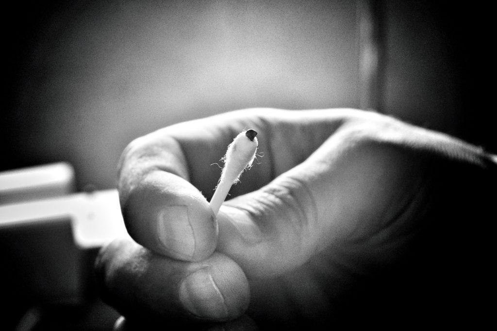 A 4 mm pellet after extraction. Credit: Shome Basu