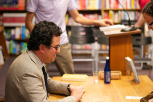 File photo of Hisham Matar. Credit: Flickr/The POlitics and Prose Bookstor CC 2.0