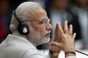 Prime Minister Narendra Modi attends the ASEAN-India Summit in Vientiane, Laos September 8, 2016. Credit: Reuters/Soe Zeya Tun