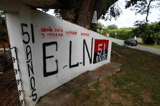 Colombia's ELN Rebels Ready to Start Peace Talks with Government