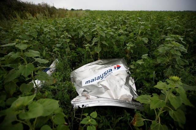 MH 17: Prosecutors Say Plane Downed by Russian-Made Missile