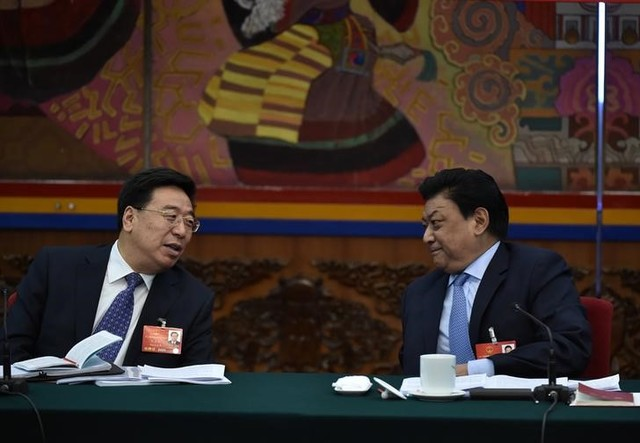 Communist Party's New Chief of Tibet Calls for Stronger Denunciation of Dalai Lama