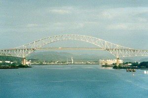 Bridge of the Americas. Credit: Stan Shebs/ Wikimedia Commons, CC BY-SA