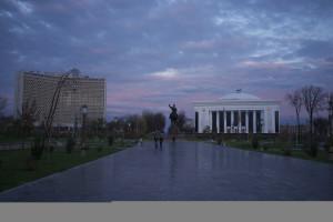 Tashkent at sunset. Credit: Aleksandr Zykov/Flickr CC 2.0