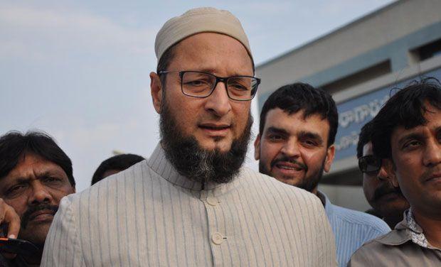 Asaduddin Owaisi. Credit: PTI/Files