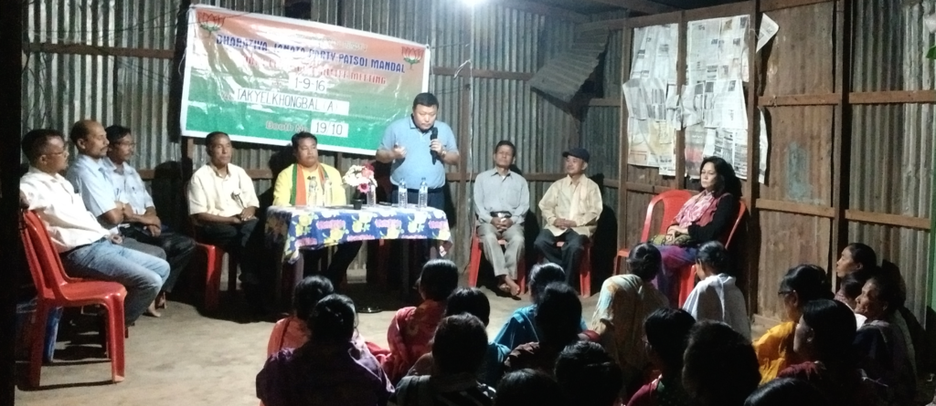 The BJP's Rising Graph in Manipur