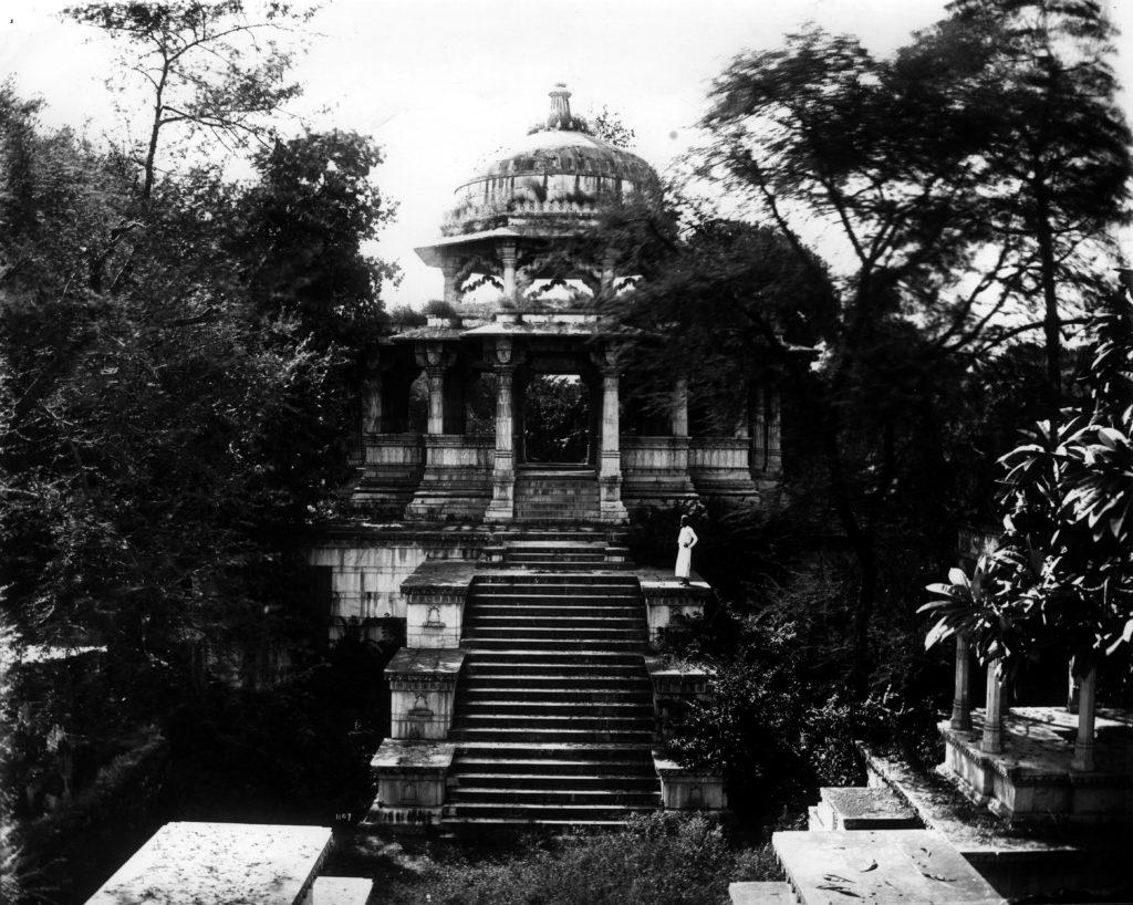 Cenotaph of Maharana Sangram Singh