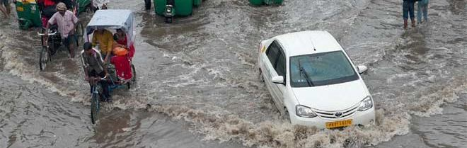 Why Do Our Cities Flood? Collapse in Municipal Governance Is to Blame